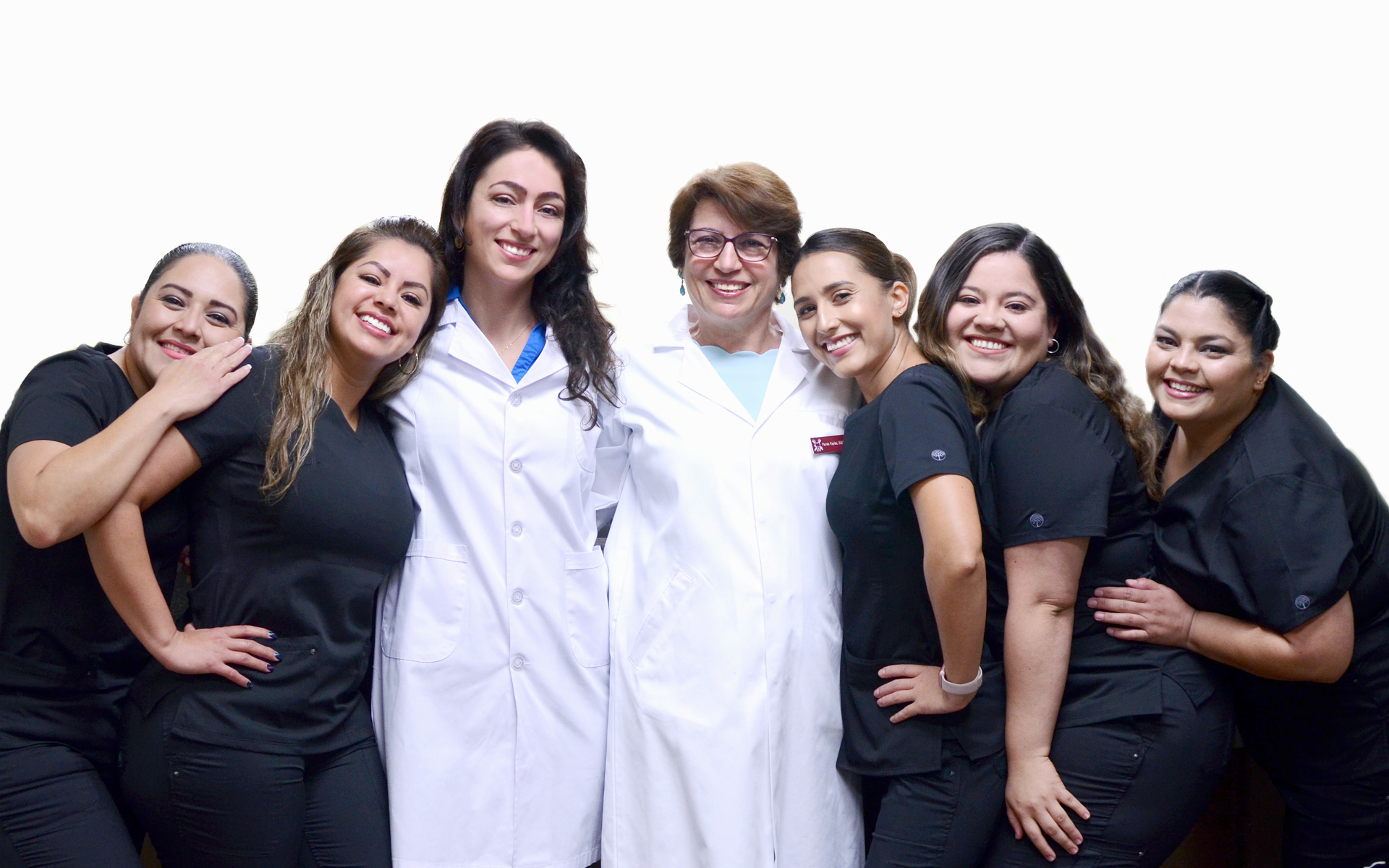 Prioity Dental Chino Office Staff Group Photo